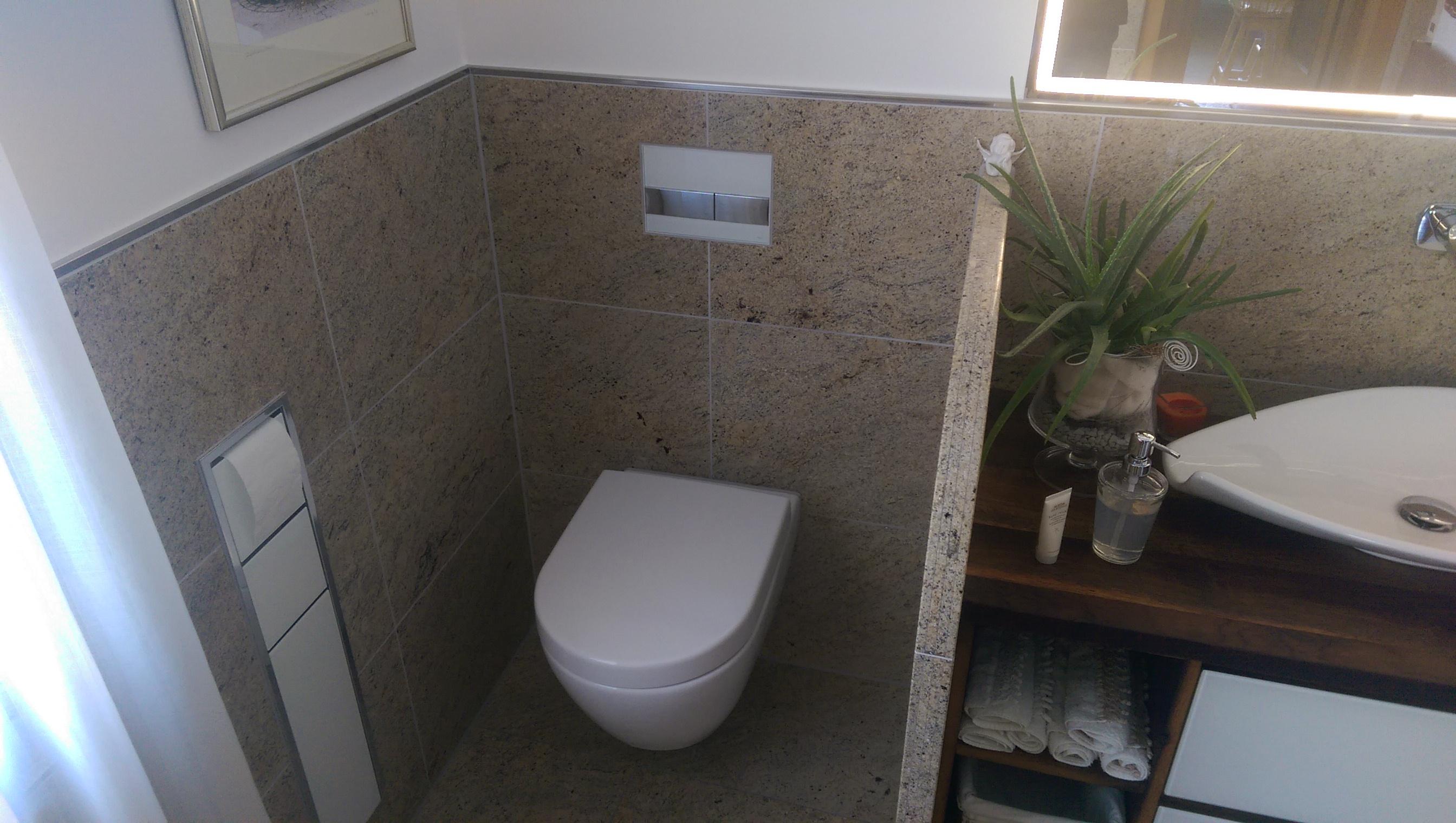 Granit Toilette