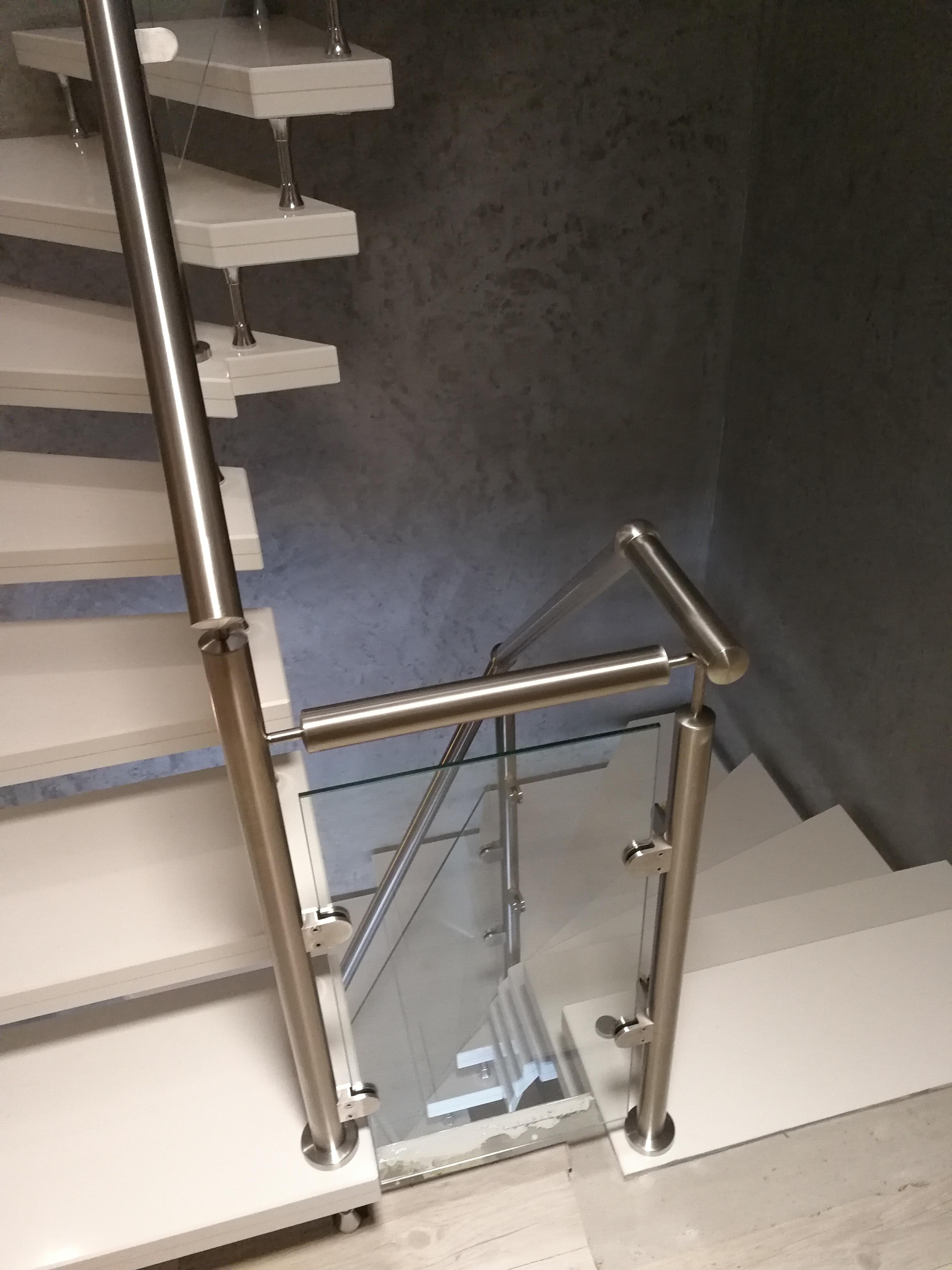 Geländer für Balkone